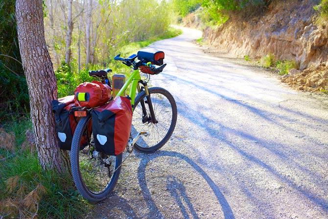 Finden Sie ein geeignetes Tourenrad für Ihre erste Radtour