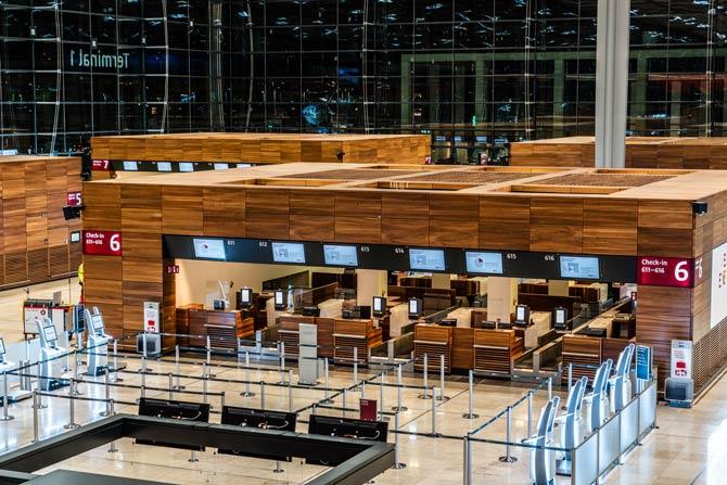 Flughafen BER Willy Brandt