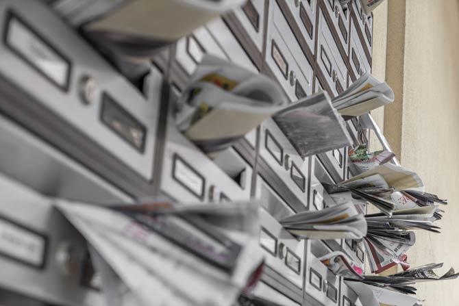 Förderung der Zeitungszustellung