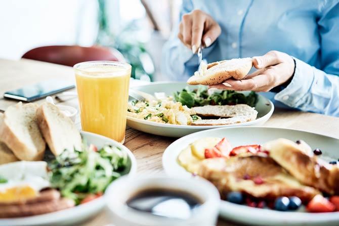 Frühstück - die wichtigste Mahlzeit des Tages