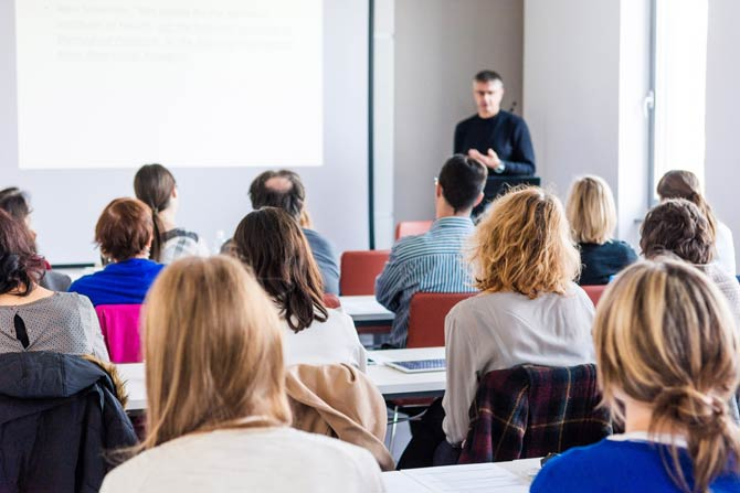 Führungskräfte sollten ihre Kompetenzen regelmäßig trainieren