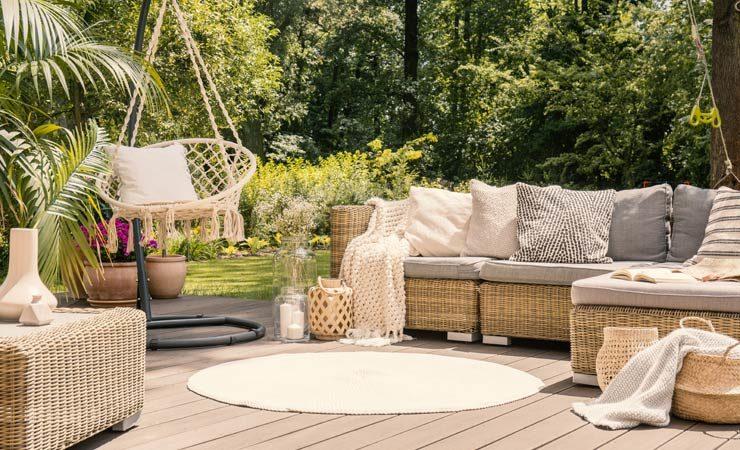 Gartenmöbel-Trends