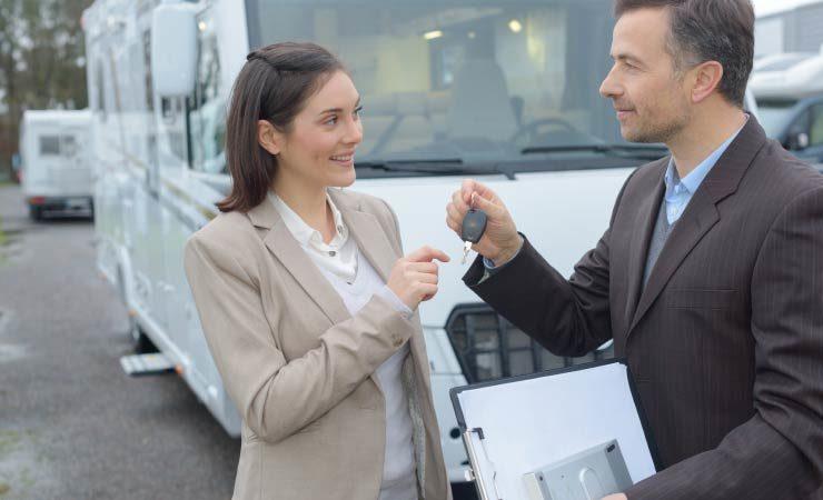 Gebrauchte Wohnmobile kaufen