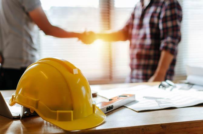 Geringere Umsätze für die Baubranche für 2021