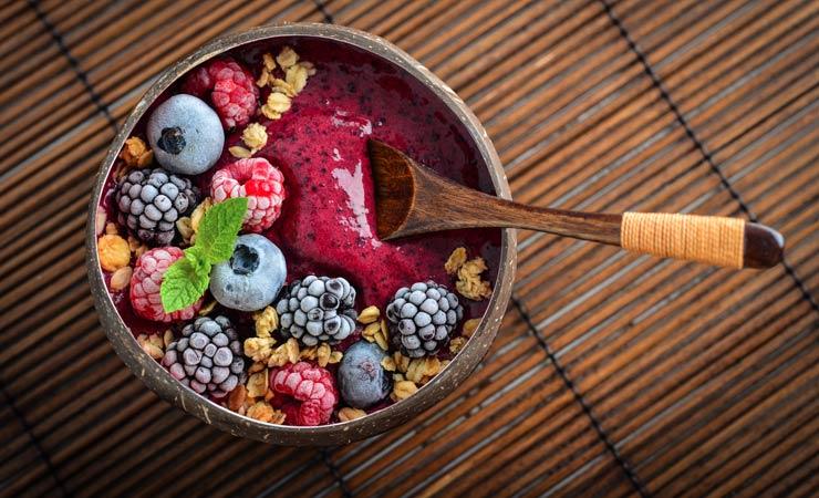 Gesunde Sommer-Superfoods