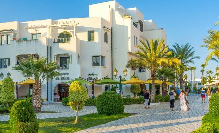 Glückshotels Tunesien