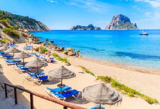 Glückshotels auf Ibiza