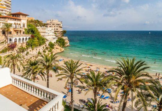 Glückshotels auf Mallorca