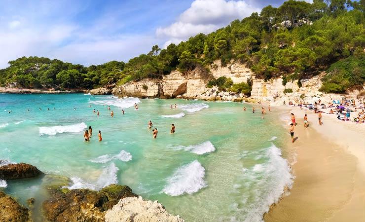 Glückshotels auf Menorca