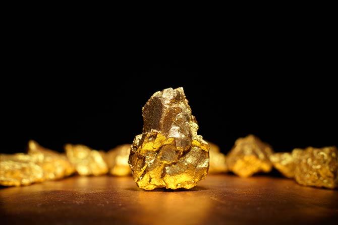 Gold ist nicht beliebig vermehrbar