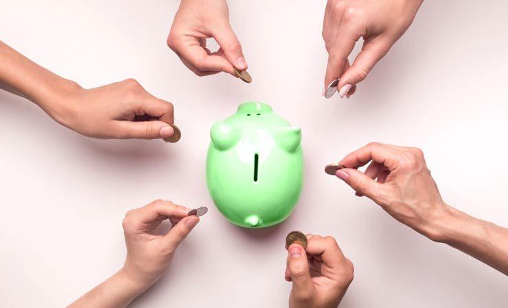 Grünes Crowdfunding