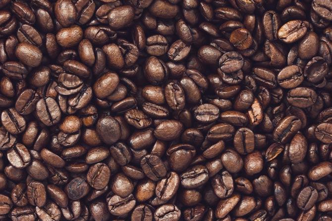 Hochwertige Kaffeebohnen