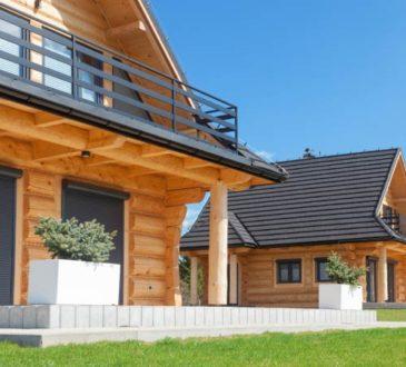 Holzhaus - Ein guter Lebensort