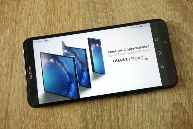 Huawei hohe Verkaufszahlen