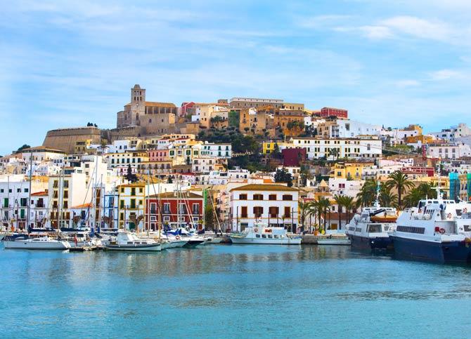 Ibizas Zentrum