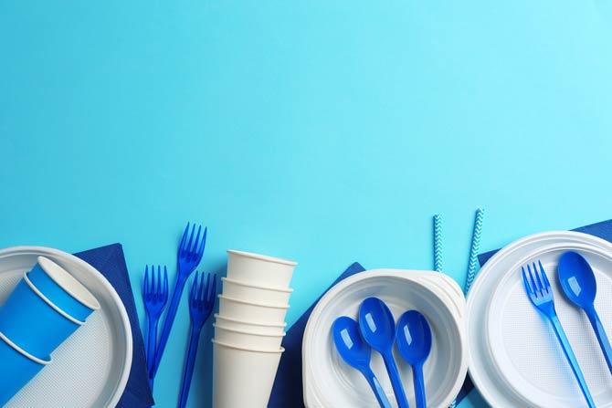 Immer mehr Einwegplastikprodukte aus dem Handel verbannt