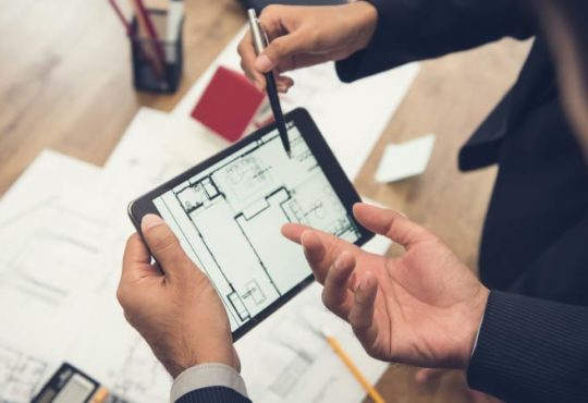 Immobilienbewertung einer Gewerbeimmobilie