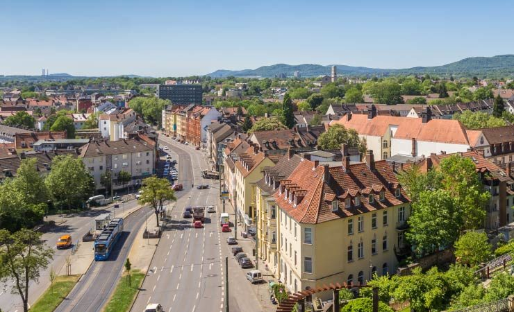 Erneuter Anstieg von Immobilienpreisen im Landkreis Kassel