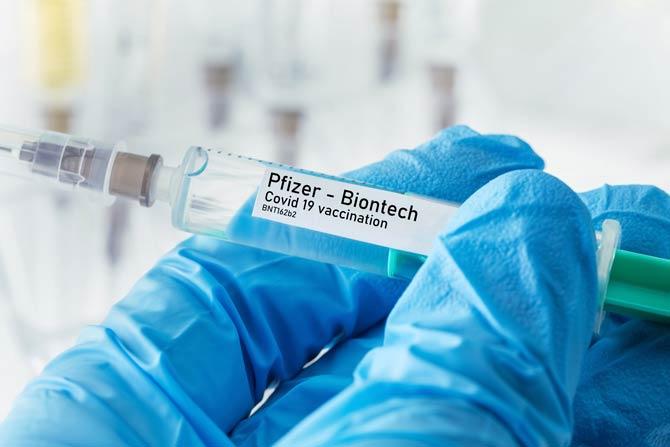 Impfstoff höchstwahrscheinlich ab Anfang 2022 verfügbar