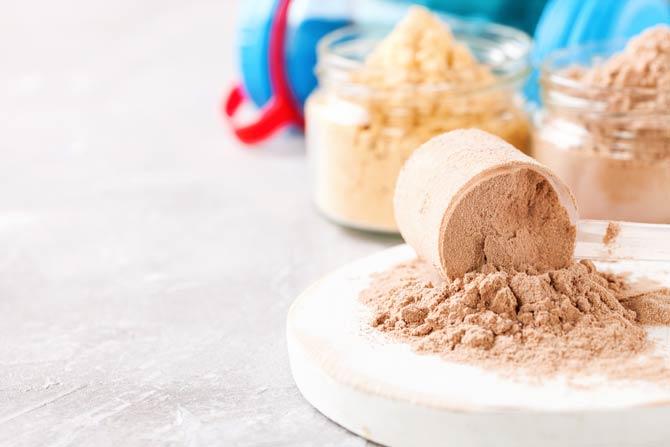 Inhaltsstoffe der Formula-Diäten Shakes