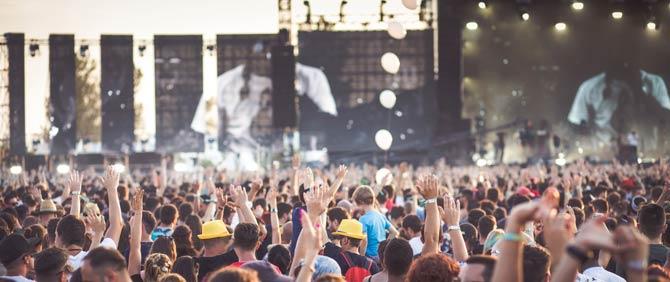 International bekannte Festivals sind betroffen