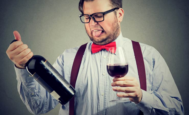 Kann Wein schlecht werden?