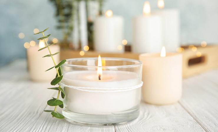 Kerzenpflege