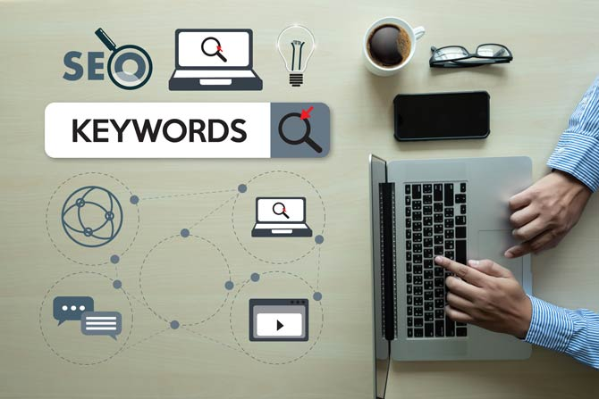 Keywords - Blog optimieren
