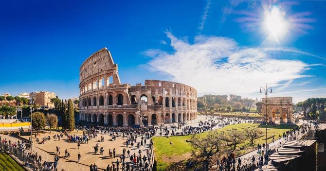 Kolosseum in Rom - Italien