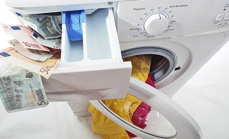 Kostenfresser Waschmaschine