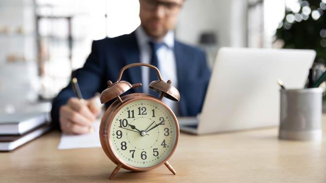 Kürzere Arbeitszeiten