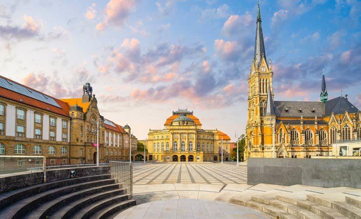Kulturhauptstadt Chemnitz