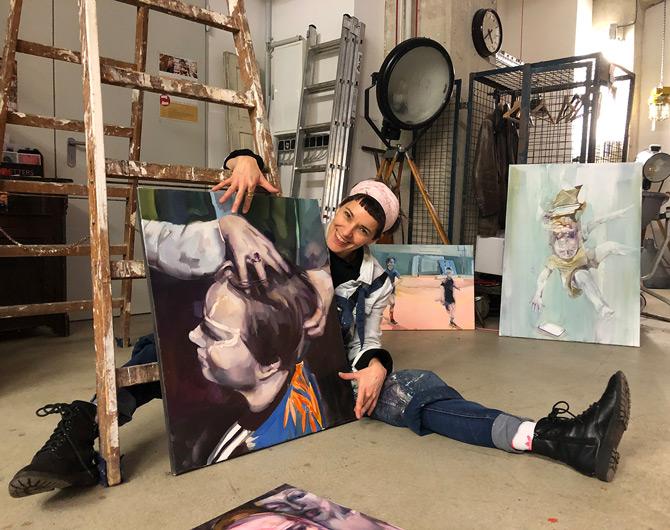 Kunstwerke der Galerie Inspire ART