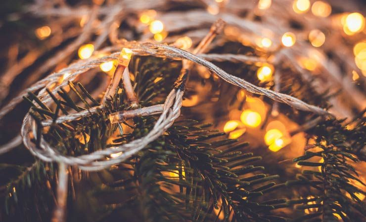 LED Lichterketten sparen Strom
