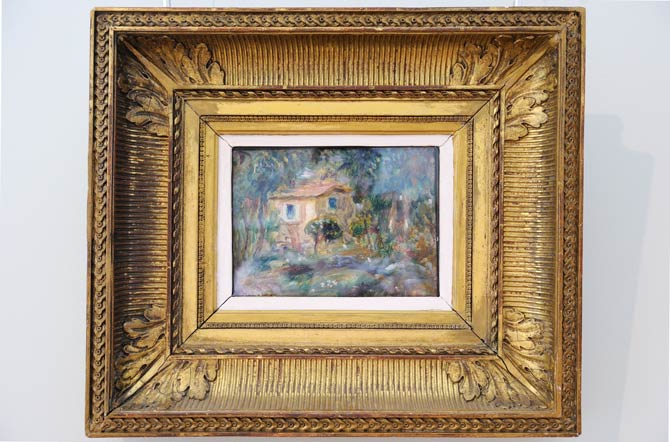 Le Cannet von Pierre Auguste Renoir