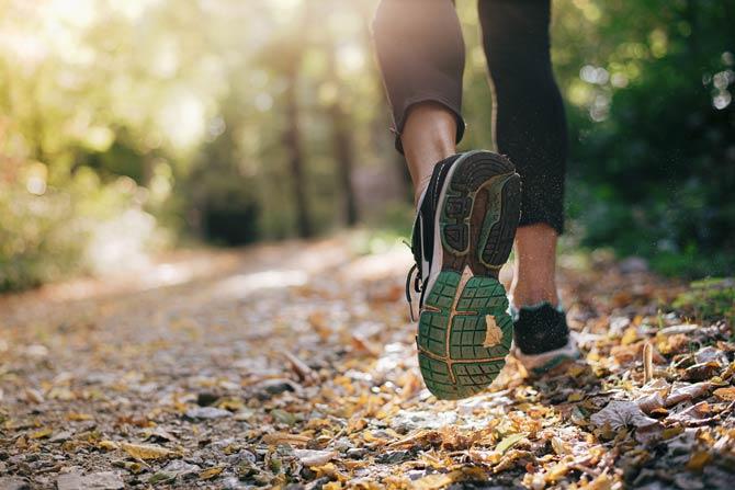 Laufen für die Gesundheit