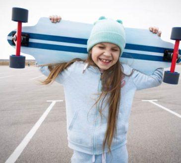 Longboard für Kinder