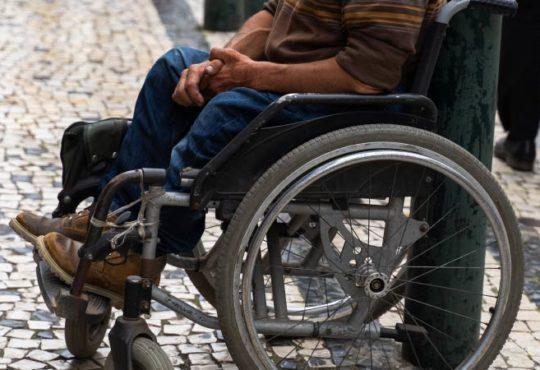 Menschen mit Behinderung leiden häufig an Armut