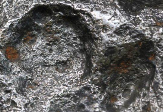 Meteoriten-Teile in England gefunden