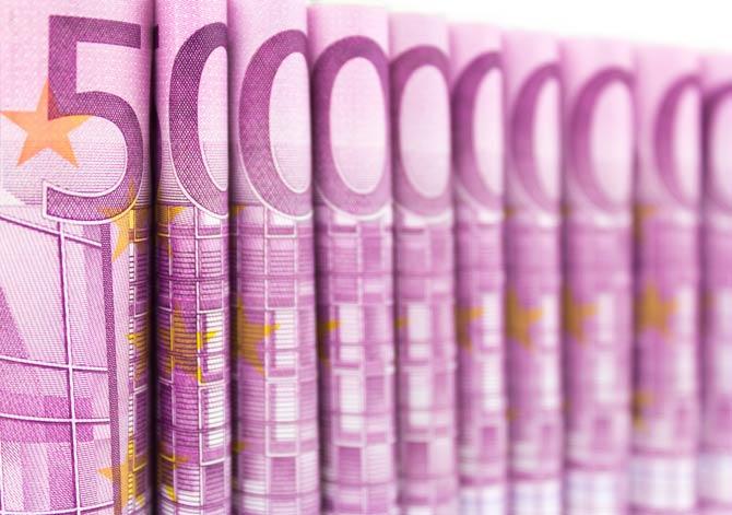 Milliarden an Euro
