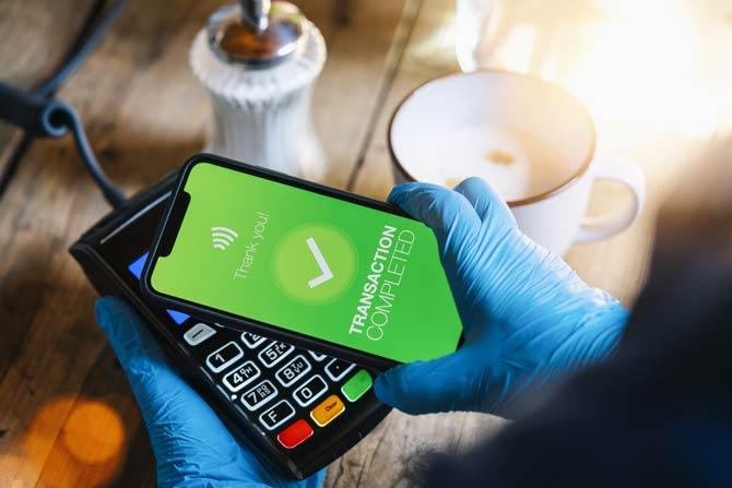 Mobil- bezahlen während der Corona Krise