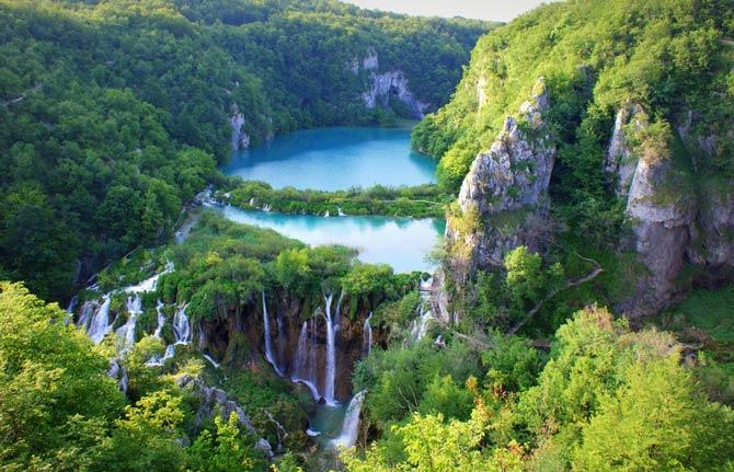 Nationalpark Plitvice
