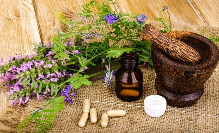 Natürliche Alternativen zu Schmerzmitteln