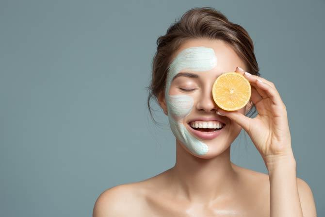 Naturkosmetik schont die Hautbereiche