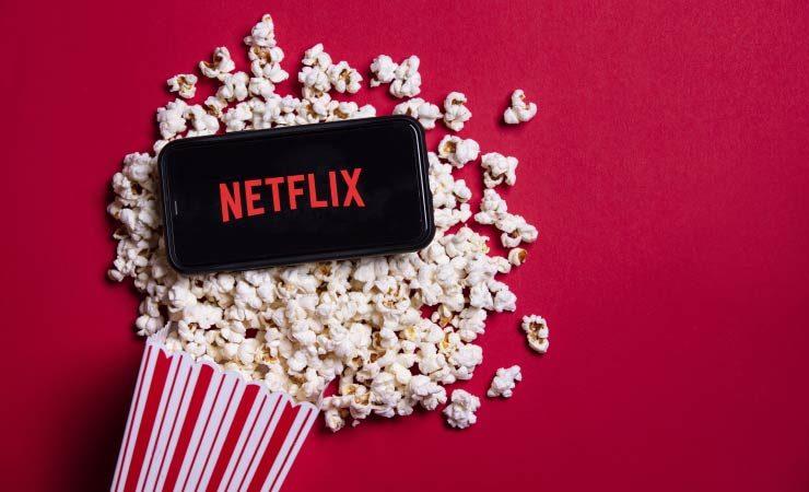 Netflix-Zusatzoptionen