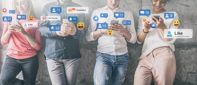 Öffentlicher Diskurs in sozialen Netzwerke