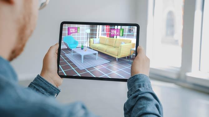 Online-Möbelhandel wächst