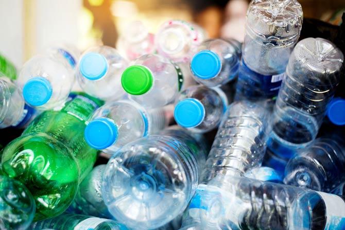 PET-Einwegflaschen