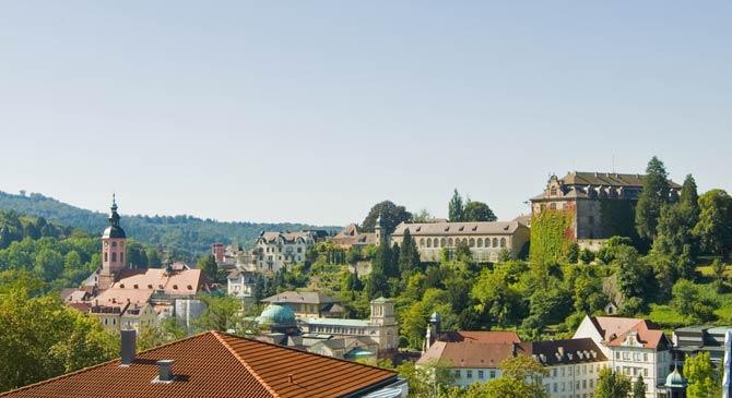 Panorama Baden-Baden