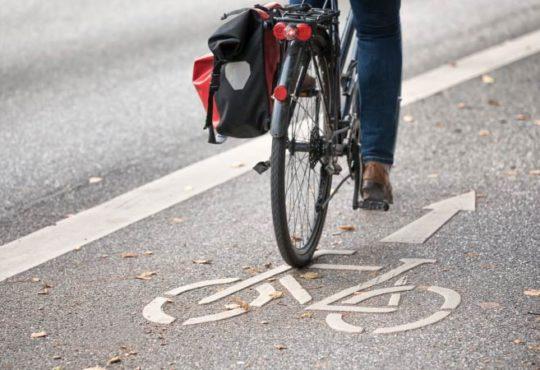 Radweg Rechte und Pflichten
